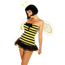 ATIXO Bienenkostüm (yellow black)