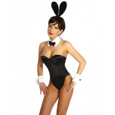 ATIXO Bunny-Kostüm (black-and-white)