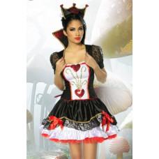 ATIXO Alice-im-Wunderland-Kostüm (see image)
