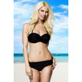 ATIXO Push-Up-Bikini (black)
