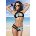 ATIXO Bikini (blue / black)