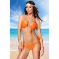ATIXO Triangel-Bikini (Orange)