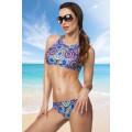 ATIXO Bikini (blau/lila)