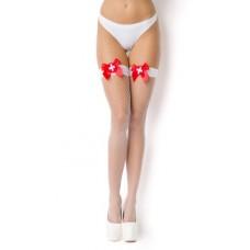 ATIXO Krankenschwester-Stockings (White)