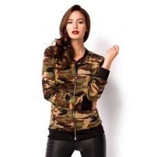 ATIXO Camouflage-Jacke (camouflage)