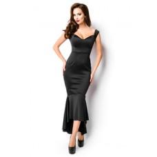 ATIXO Abendkleid (black)