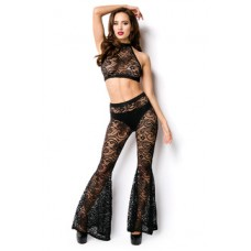 VARIOUS Top und Hose (black)