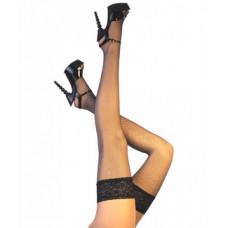 BEAUTYS LOVE Netz-Stockings (black)