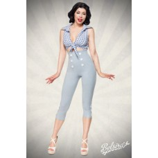 BELSIRA Caprihose (Light Blue)