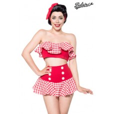 BELSIRA Retro-Set (Red White)