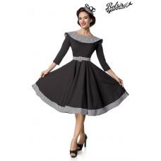 BELSIRA Belsira Premium Swing-Kleid (black-and-white)