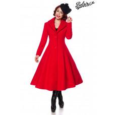 BELSIRA Belsira Premium Wollmantel (red)