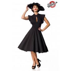 BELSIRA Belsira Premium Vintage-Kleid (black)