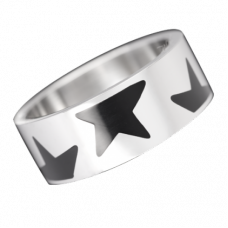 Darksilver Ring EDR046