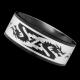 Darksilver Ring EDR061