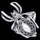 Darksilver Ring GJR007