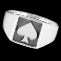 Darksilver Ring IR60