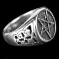 Darksilver Ring IR61