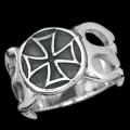 Darksilver Ring LER004