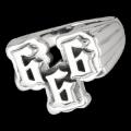 Darksilver Ring MGR001