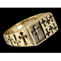 Darksilver Ring MSR017-B