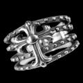 Darksilver Ring MSR020