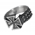 Darksilver Ring YZR015