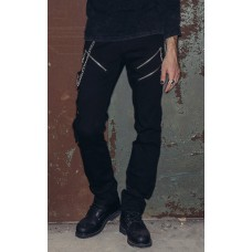 Devil Fashion Mens Gothic Reaper Trousers