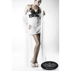 GREY VELVET 2-teiliges Erotik-Set von Grey Velvet (White)