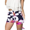 HIPSTYLERS Shorts (schwarz / pink)