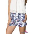 HIPSTYLERS Shorts (blue White)