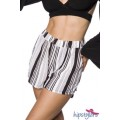 HIPSTYLERS Shorts (striped)