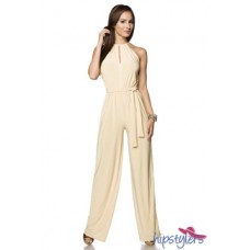 HIPSTYLERS Overall (Beige)