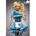 MASK PARADISE Alice (blue / black / white)