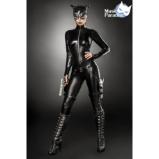MASK PARADISE Sexy Cat Fighter (black)