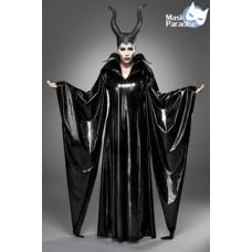 MASK PARADISE Devilish Mistress (black)