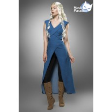 MASK PARADISE Drachenmutter: Mother of Dragons (blue / black)