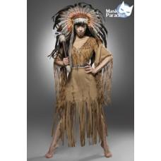MASK PARADISE Indianerinkostüm: Native American
