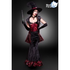 MASK PARADISE Dark Witch (black red)
