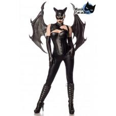 MASK PARADISE Bat Girl Fighter (black)