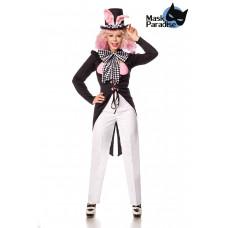 MASK PARADISE Bunny Hatter (White black)