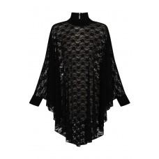 Necessary Evil Gothic Lydia Drape Dress