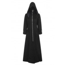 Necessary Evil Gothic Kali Twill Coat