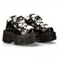 New Rock M-106-S119 (BLACK-AND-WHITE)