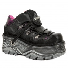 New Rock M.1075-S6 (Violet, black)