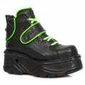 New Rock M.1077-S4 (Green, black)