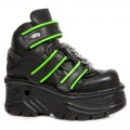 New Rock M.1078-S4 (Green, black)