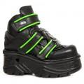 New Rock M.1078-S4 (Green, black)