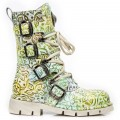 New Rock M.1473-S45 (Green, Yellow, Beige)