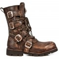 New Rock M.1473-S48 (Brown, Brown)